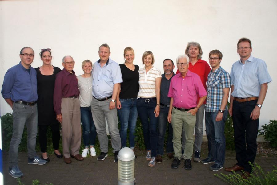 SPD-Vorstand 2018